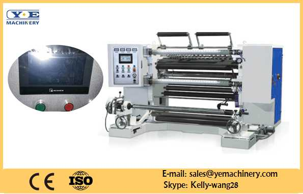200m/min Slitting and Rewinding Machine