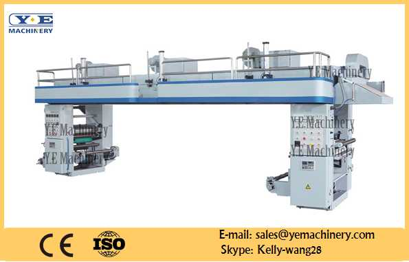 E Dry Laminating Machine
