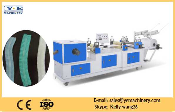 CP PE/Non woven cap making machine