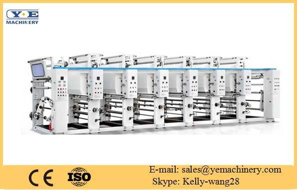 rotogravure printing press operator