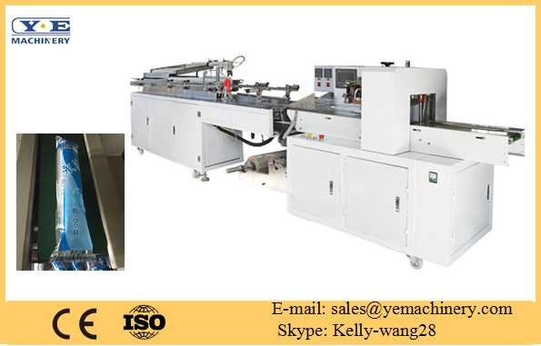 Plastic/Paper Cup counting and packing machine