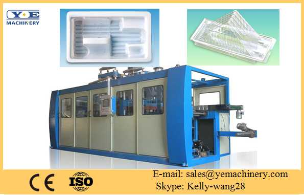 SD-78 Automatic pressure forming machine