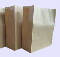square bottom paper bag