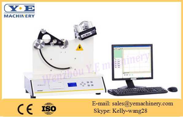 Computer Control Electronic Film Pendulum Impact Resistance Tester