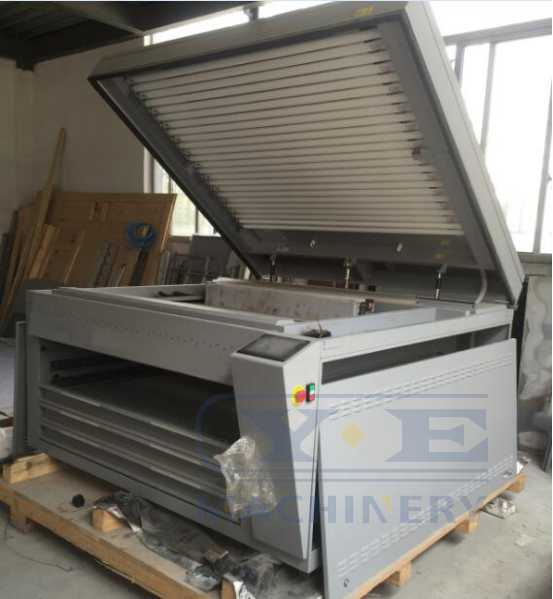 Flexo plate exposure machine (YESB Model)