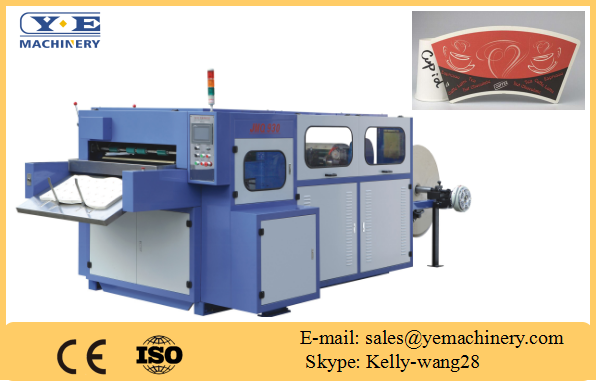 Roll paper High-speed Automatic Die Cutting Machine