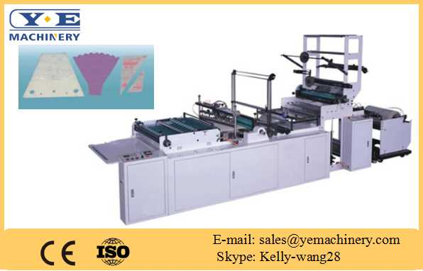 Automatic Side Sealing Flower Bag Making Machine