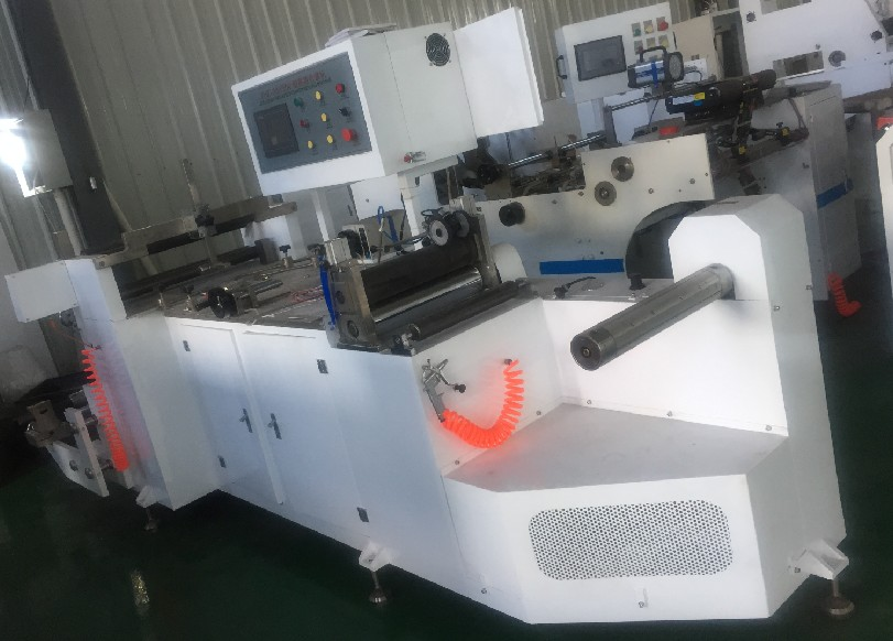 HZJ-300 High speed central sealing machine