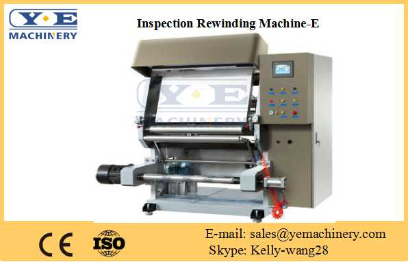Inspection Rewinding Machine-E
